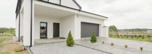 Casa grande con garaje