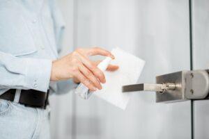 Servicio Técnico Reparación manilla de la puerta